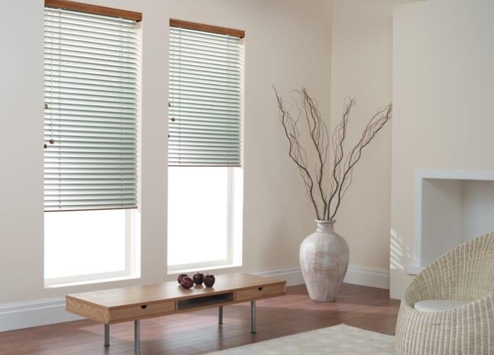 Retro alluminium blinds