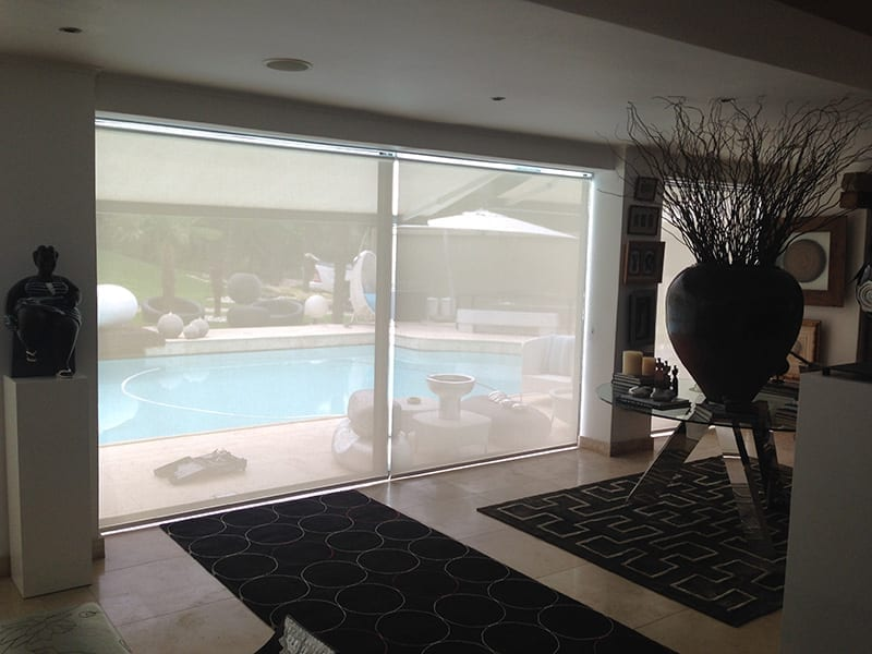 pool blinds